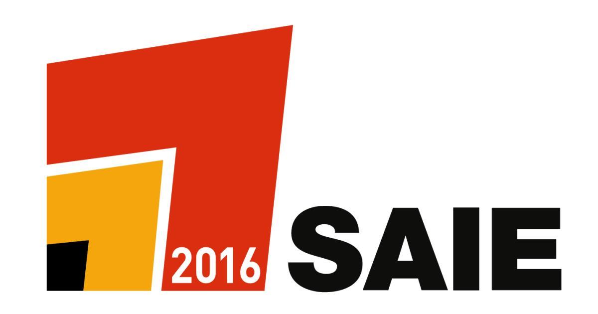 Il SAIE 2016 diventa biennale: Il prossimo appuntamento per ottobre 2018
