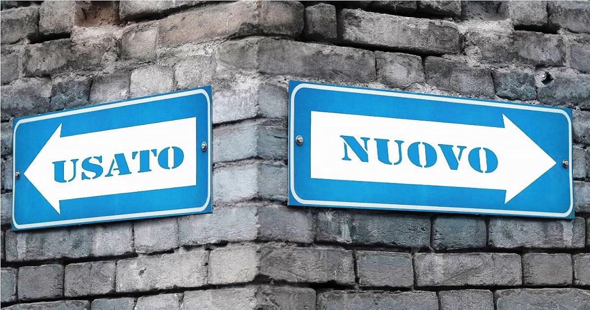 Nuovo o Usato: Mercati a confronto