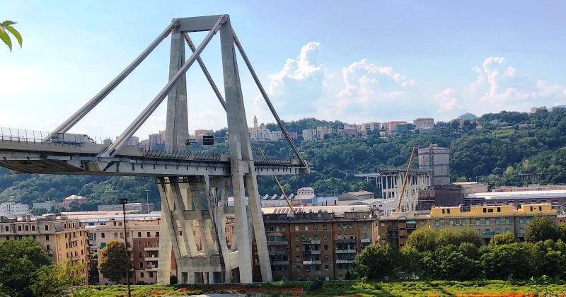 Ponte Morandi: In Gazzetta ufficiale 2 nuovi decreti del Ministero delle infrastrutture