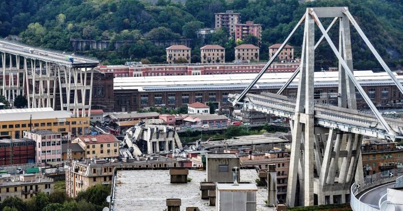 Crollo Ponte Morandi: Un Comunicato stampa dell'OICE
