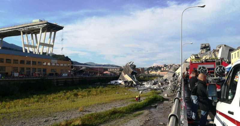Crollo Ponte Morandi: La Nota stampa del CNR-ITC