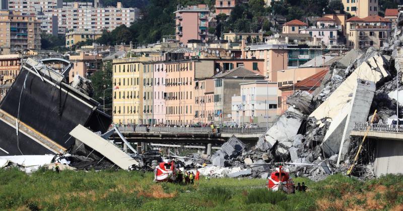 Crollo del Ponte Morandi: Il Governo avvia la procedura di revoca della concessione ad Autostrade