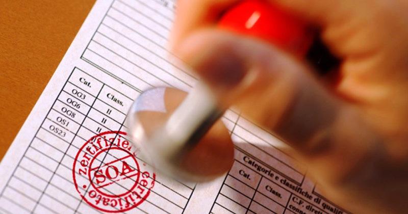 Codice dei contratti: Decreto SOA ovvero l'inutilità della soft law all'italiana