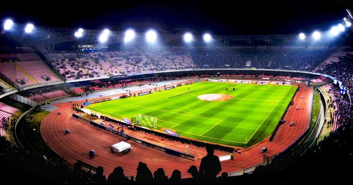 Stadio San Paolo: Il Credito Sportivo finanzia lavori per 5 milioni di euro