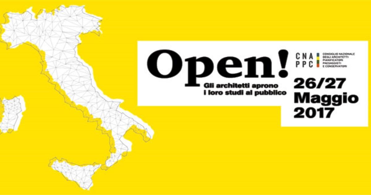 Architetti studi aperti al pubblico in tutta italia il 26 for Architetti studi architettura brescia