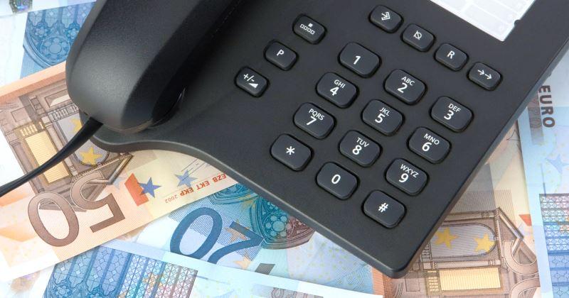 Servizi di telefonia, reti televisive e comunicazioni elettroniche: Fatturazione mensile