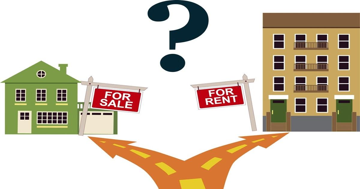 Acquistare casa o andare in affitto? 5 buoni motivi per scegliere una o l'altra soluzione