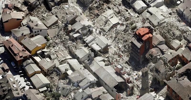 Terremoto centro-Italia: Comunicato stampa del CNI