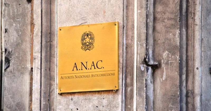 Codice dei contratti: ANAC approva direttiva sulla vigilanza