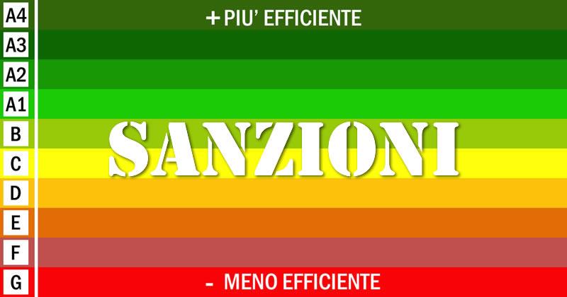 Redazione dell'Attestato di Certificazione Energetica (APE): nuove sanzioni in Lombardia