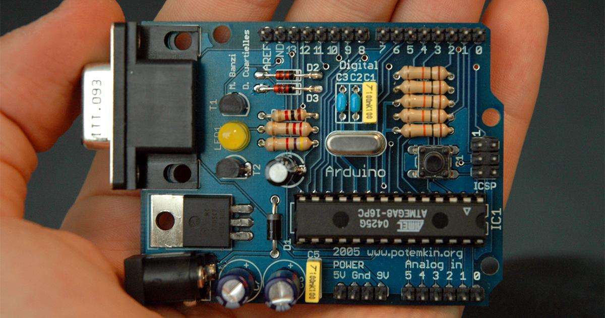 Arduino innovativo