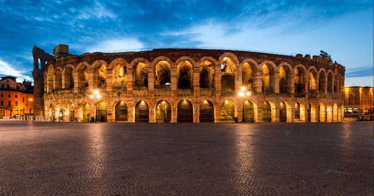 """Concorso di idee per la copertura dell'Anfiteatro Romano """"Arena di Verona"""": chi può partecipare?"""