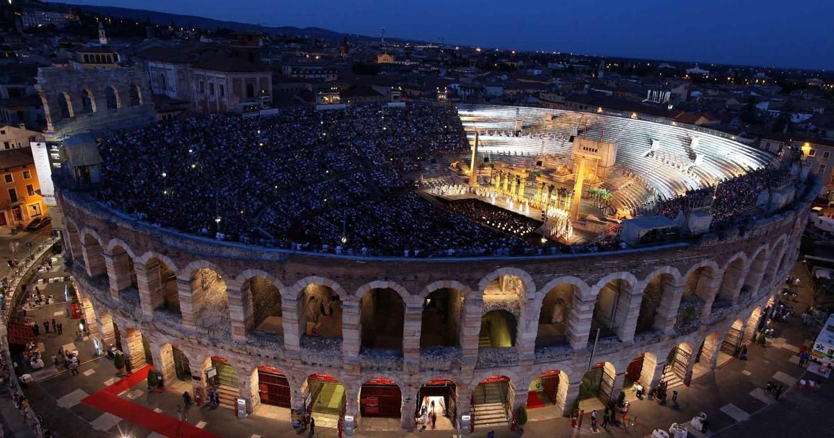 """Concorso internazionale di idee per la copertura dell'Anfiteatro Romano """"Arena di Verona"""""""