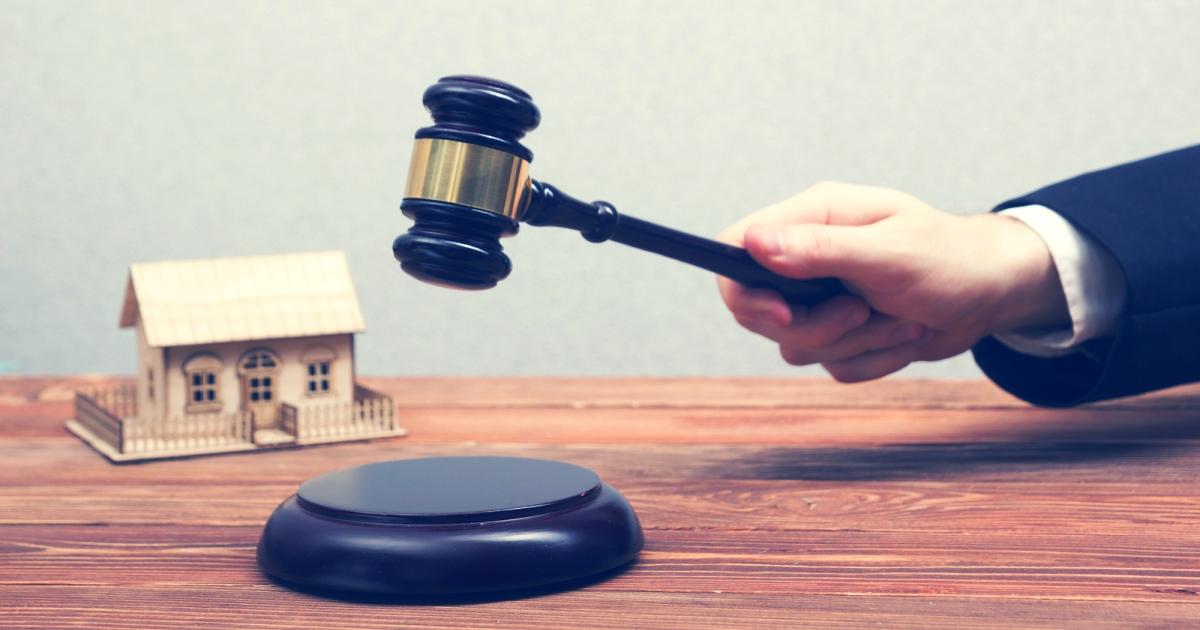 Immobili residenziali all'asta: 278.000 esecuzioni all'anno