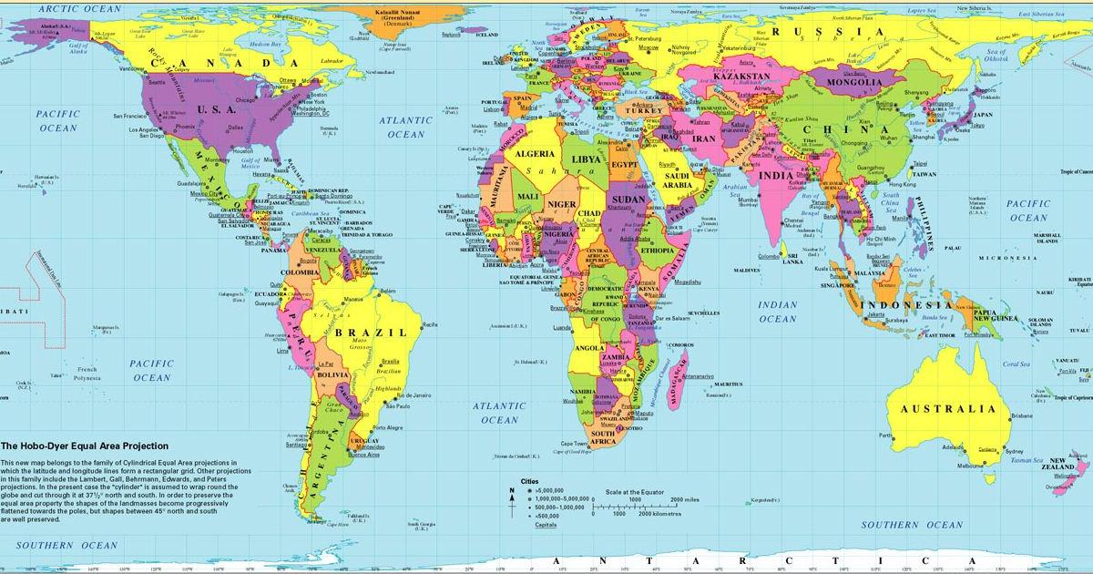 Atlante 2 da geomobilitati la richiesta a non aderire al - Foto della mappa del mondo da stampare ...