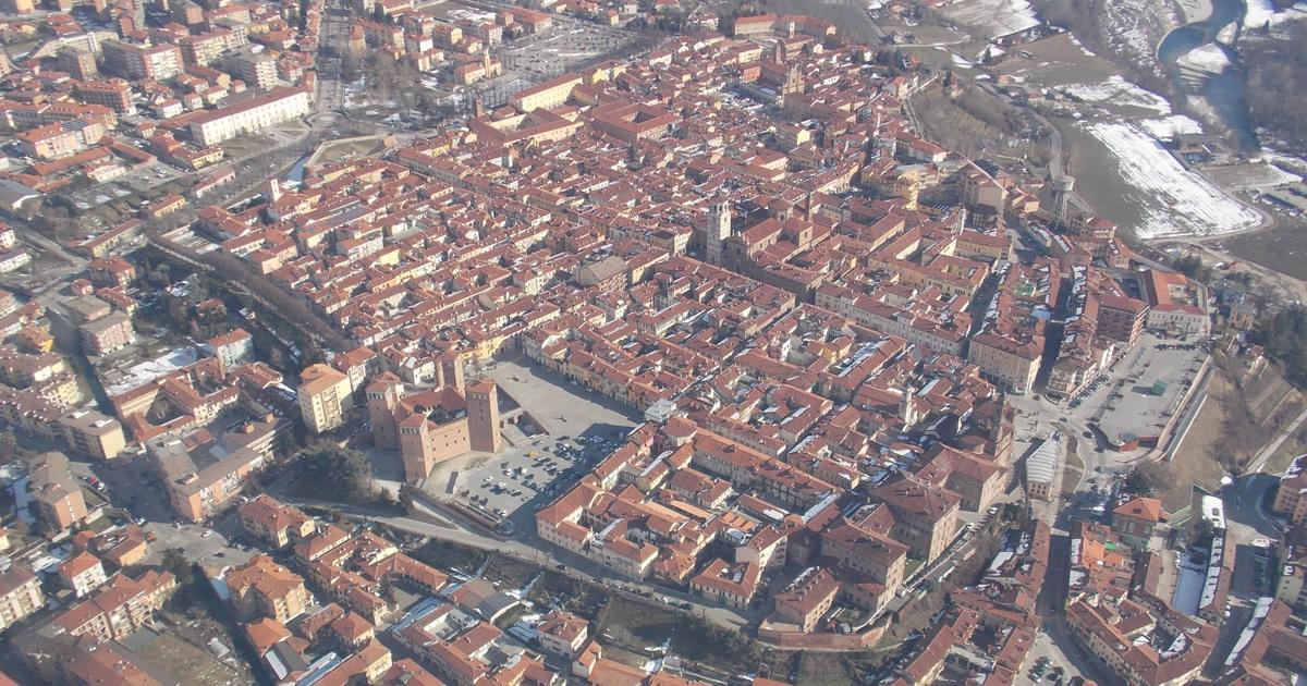 Concorso di progettazione per la Riqualificazione dell'Asse Piazza XXVII Marzo-Piazza Castello di Fossano