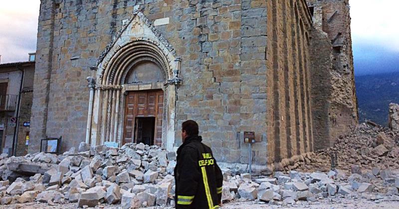 Terremoto centro-Italia: Attivata unità di crisi per tutela patrimonio nelle aree colpite dal sisma