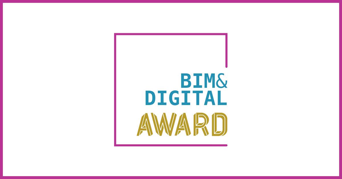 BIM&DIGITAL Award 2017