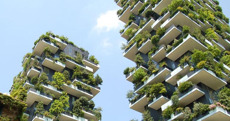 Bosco Verticale: sostenibilità e sicurezza con le soluzioni POROTON®