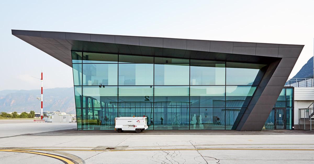 Sviluppo aeroporto di Bolzano: chiesta la valutazione di impatto ambientale (VIA)