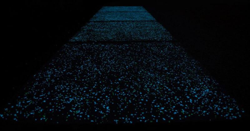 I calcestruzzi fotoluminescenti Colabeton