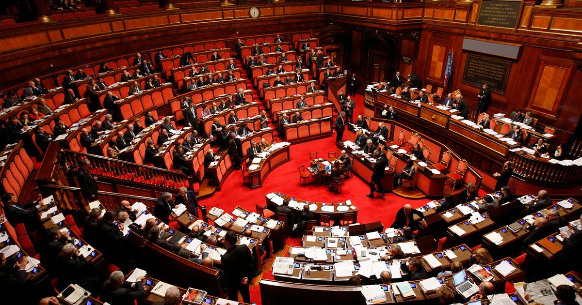 Decreto fiscale convertito definitivamente in legge dalla for In diretta dalla camera dei deputati