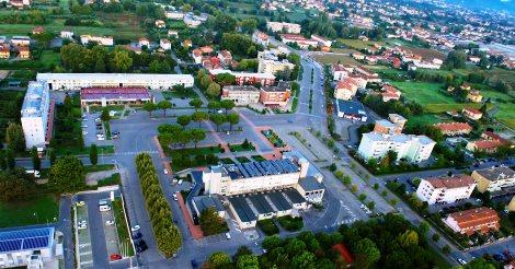 Comune di Capannori (LU): Masterplan città - una comunità quaranta paesi