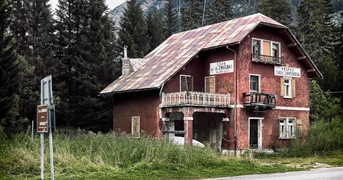 ANAS: I bandi per le prime 30 case-cantoniere trasformate in hotel