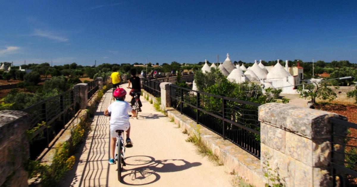 Nasce il sistema delle ciclovie turistiche nazionali