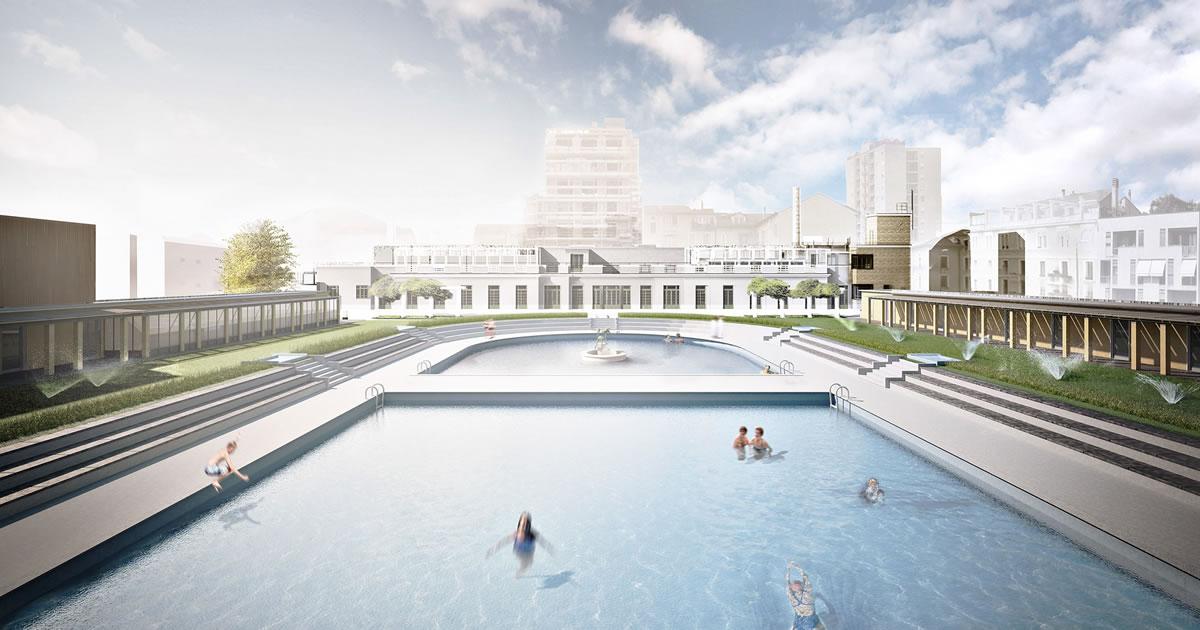 500.000 euro per il progetto di restauro e risanamento conservativo del complesso balneare Caimi-Milano