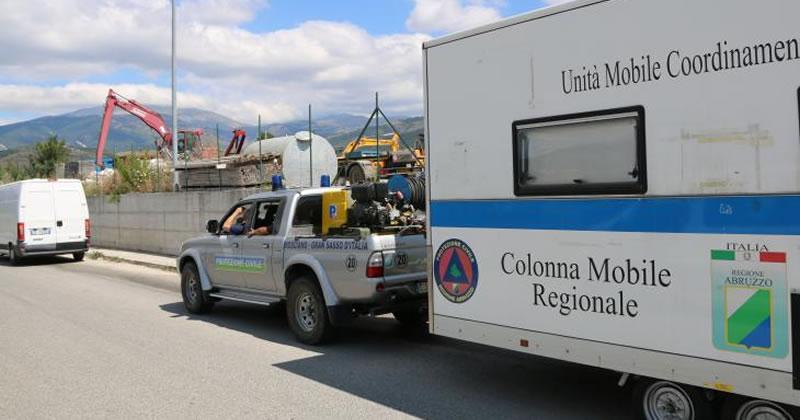 Comunicare per proteggere: la Regione Abruzzo stanzia 1 milione di euro