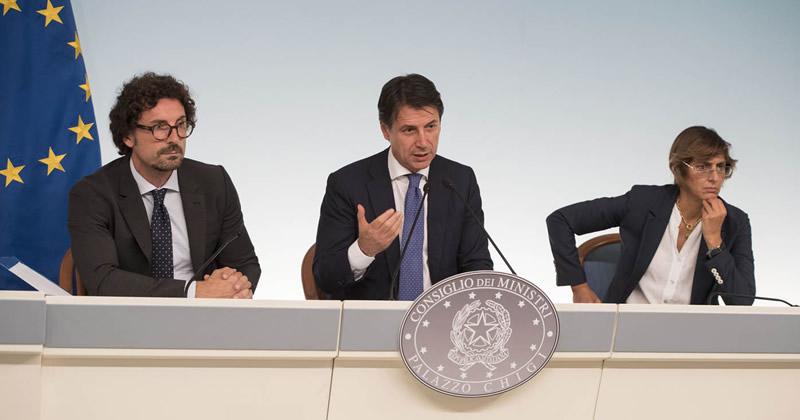 Decreto Emergenze: il Consiglio dei Ministri approva le disposizioni per Genova, Ischia e la Sicurezza delle infrastrutture e dei trasporti