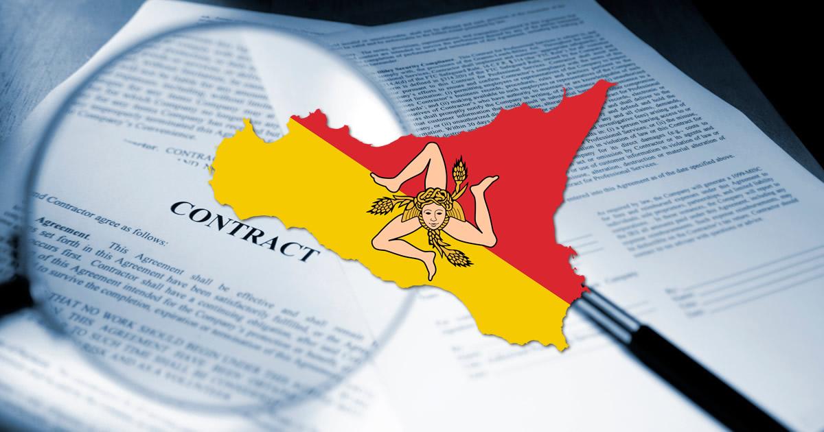Appalti Pubblici in Sicilia: pubblicata la Legge n. 8/2016 di modifica della Legge n. 12/2011
