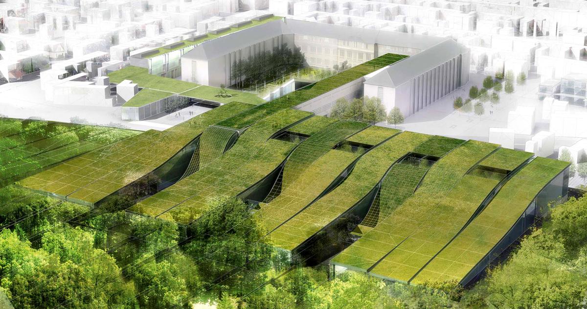 Coperture a verde pubblicata la norma uni 11235 for Architettura verde