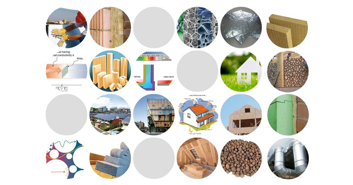 Materiali isolanti, come usarli nel progetto e in opera?