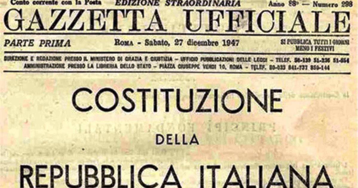 """Referendum: A confronto testo vigente e testo futuro della Costituzione nel caso che vinca il """"SI"""""""