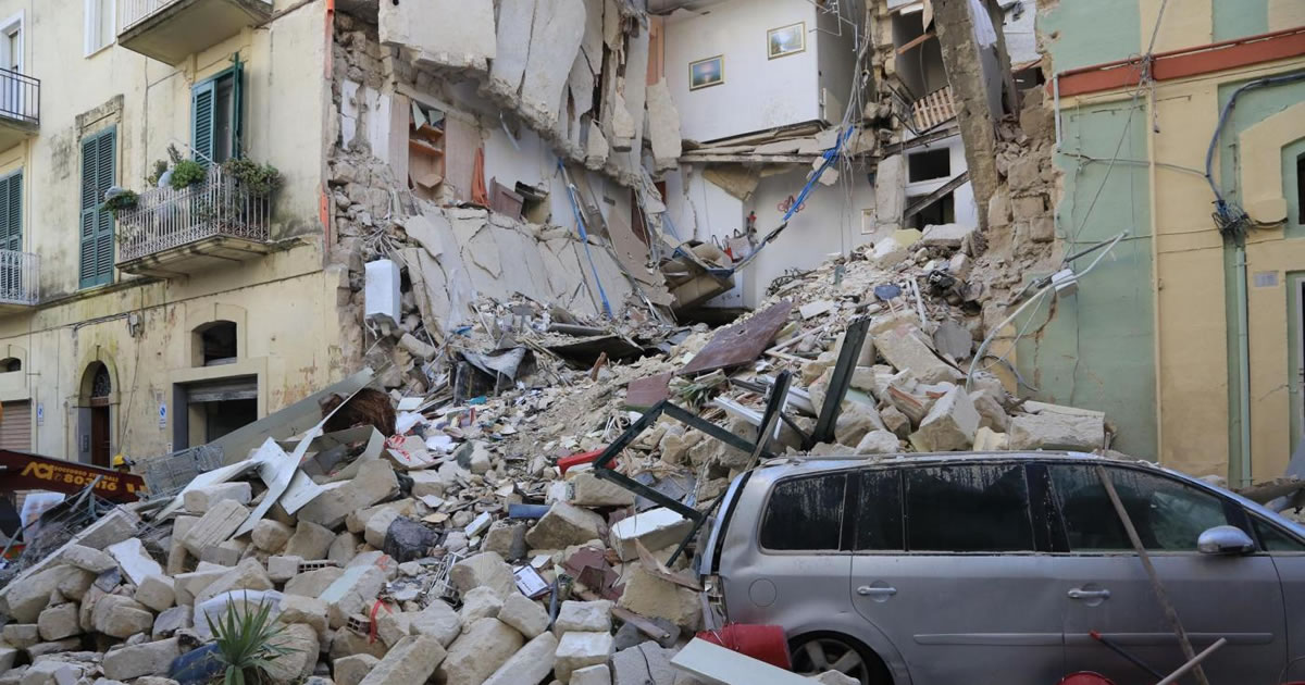 Oltre il 70% degli edifici italiani non è in grado di resistere ai terremoti