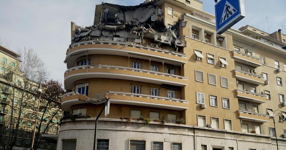 Crollo del palazzo a Roma: si poteva prevenire?