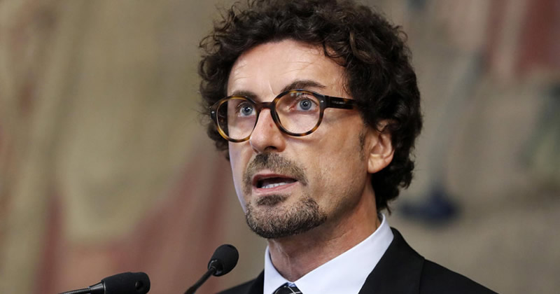 Ponte Morandi: al Question Time il Ministro Toninelli parla di ricostruzione e concessioni autostradali