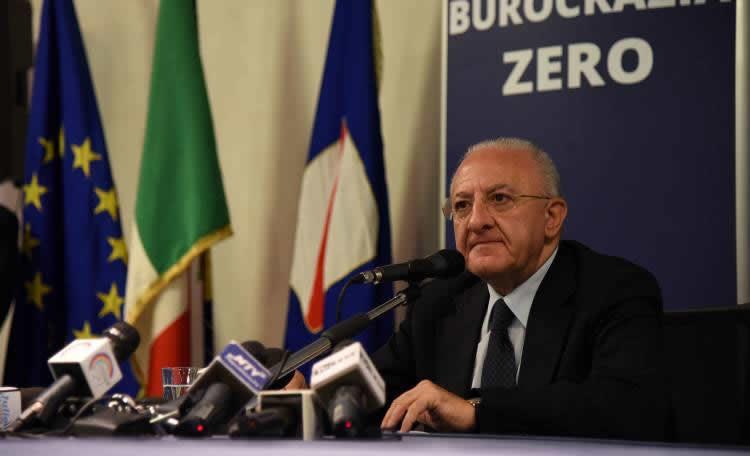 Semplificazione Campania: la Giunta approva il disegno di legge