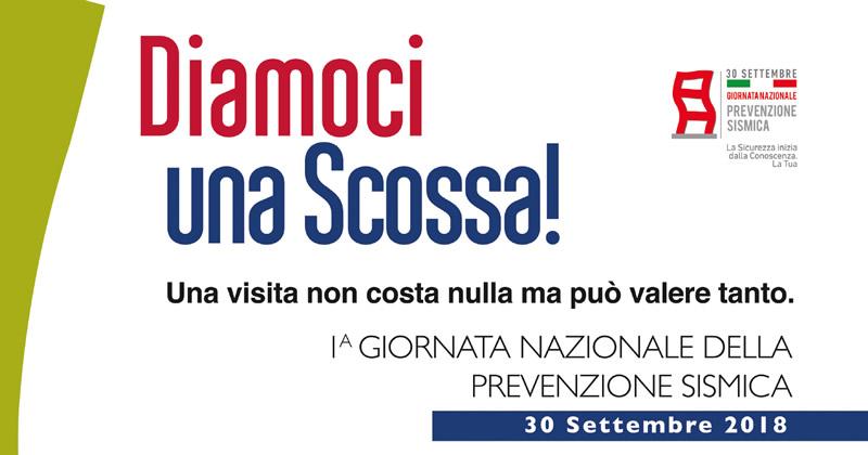 Prevenzione antisismica: l'Ordine degli Architetti di Roma il 30 settembre scende in piazza