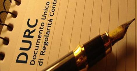 Documento Unico di Regolarità Contributiva (DURC): dall'1 luglio 2015 attiva la nuova procedura online