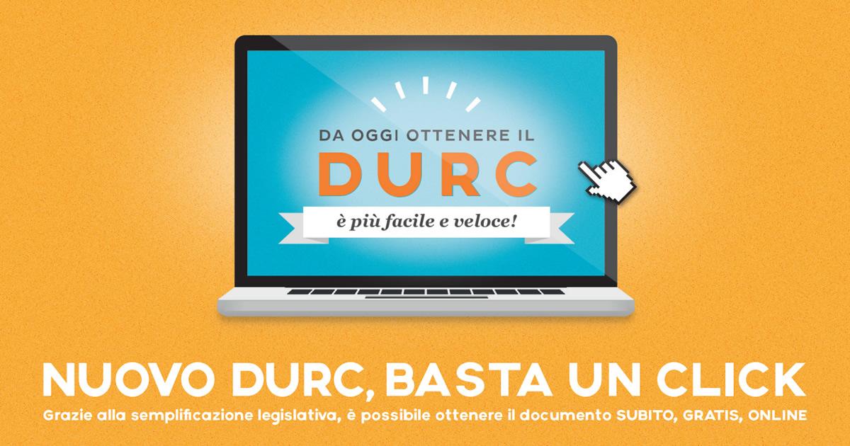 Documento Unico Regolarità Contributiva (Durc), dall'1 luglio 2016 in vigore la nuova procedura semplificata