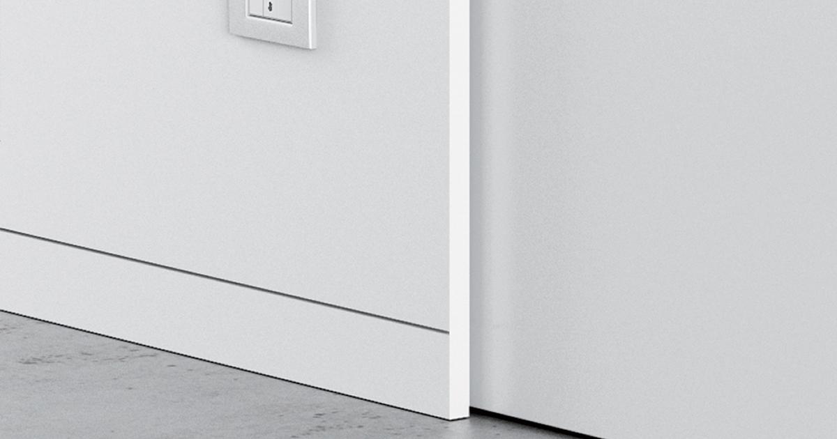 Battiscopa filo muro: quali sono le caratteristiche e come installarlo correttamente