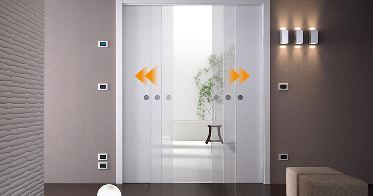 5 accessori che aumentano comfort e funzionalità di una porta ...