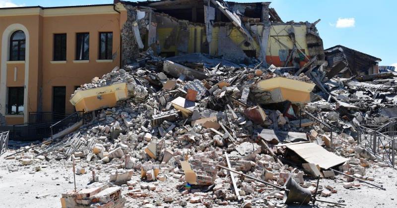 Terremoto centro-Italia: Inizia la ricostruzione di 24 scuole