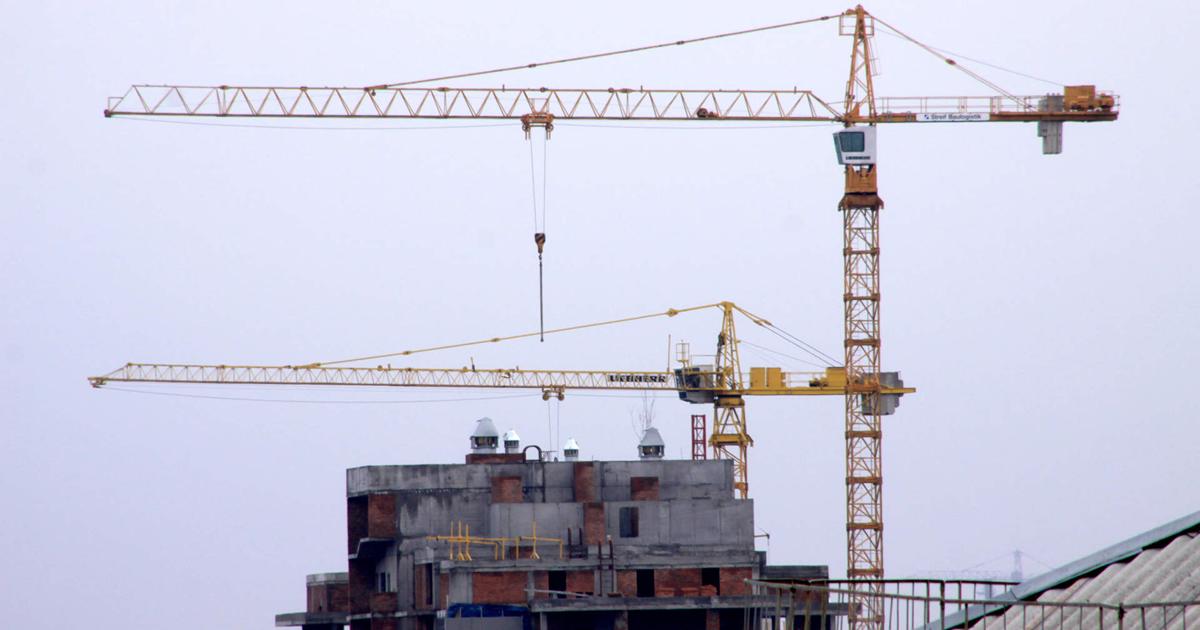 Produzione costruzioni: L'indice torna a diminuire ad agosto 2015
