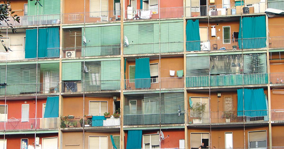 Recupero e razionalizzazione immobili e alloggi di edilizia residenziale pubblica: in Gazzetta il decreto con la ripartizione del finanziamento