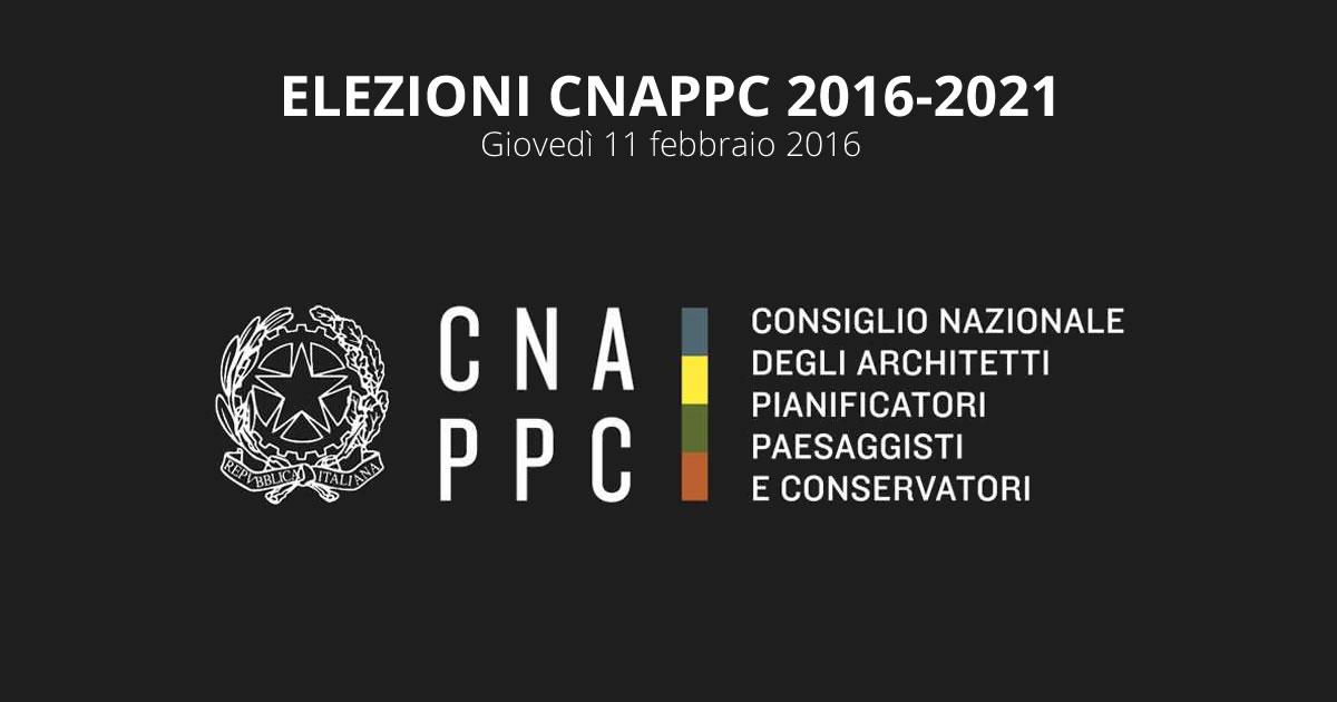 Rinnovo CNAPPC: tutti i candidati alle prossime Elezioni