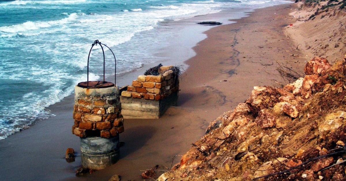 Legambiente: Lanciato l'allarme per l'erosione delle coste